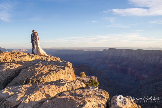 Grand Canyon Lipan Point Wedding 2 2018 (3)