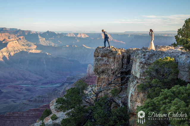 Grand Canyon Lipan Point Wedding 2 2018 (4)