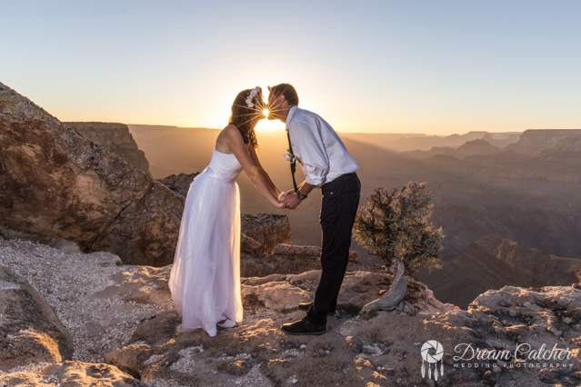 Grand Canyon Lipan Point Wedding 2018 (1)