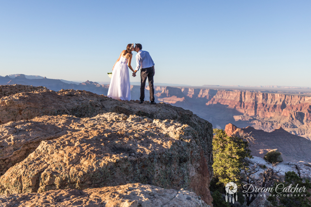Grand Canyon Lipan Point Wedding 2018 (3)