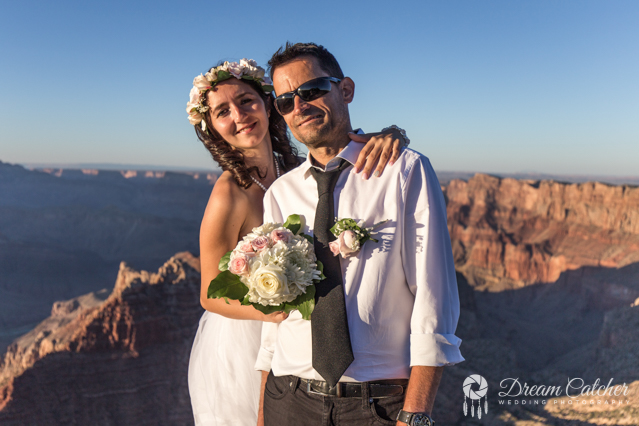 Grand Canyon Lipan Point Wedding 2018 (6)