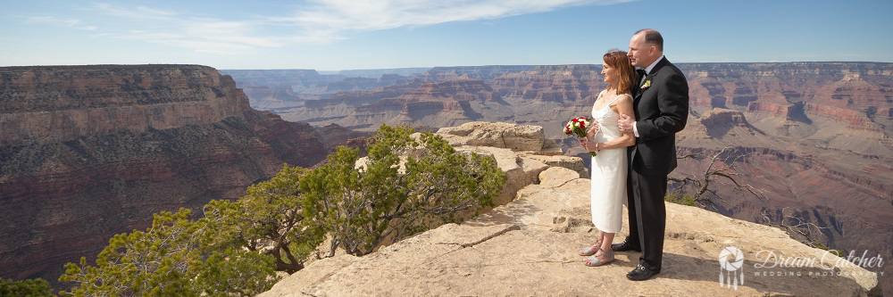 Grandeur Point Grand Canyon Wedding
