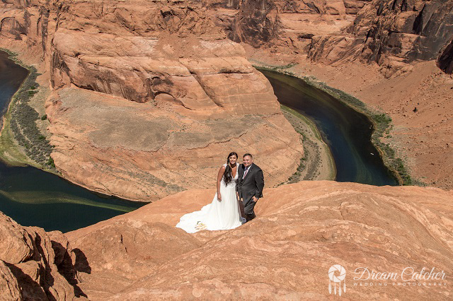 Horseshoe Bend Wedding  (2)