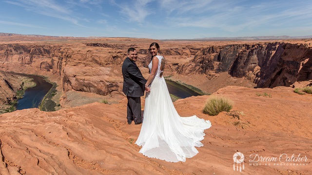 Horseshoe Bend Wedding  (4)