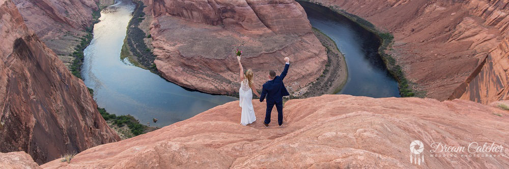 Horseshoe Bend Wedding (2)1