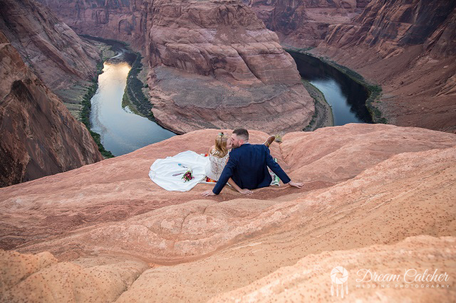 Horseshoe Bend Wedding (7)
