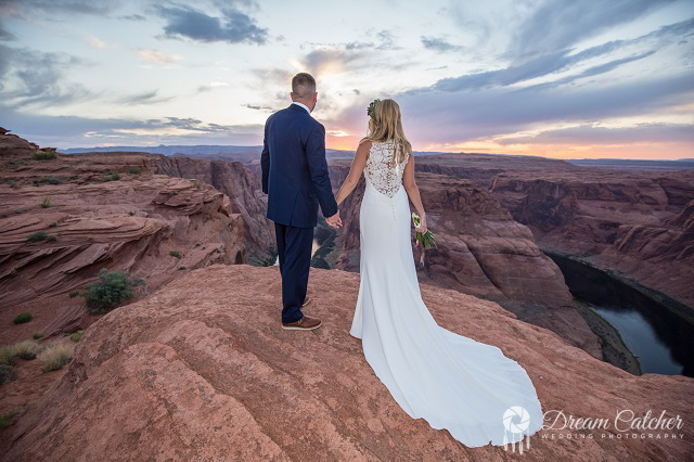 Horseshoe Bend Wedding (8)