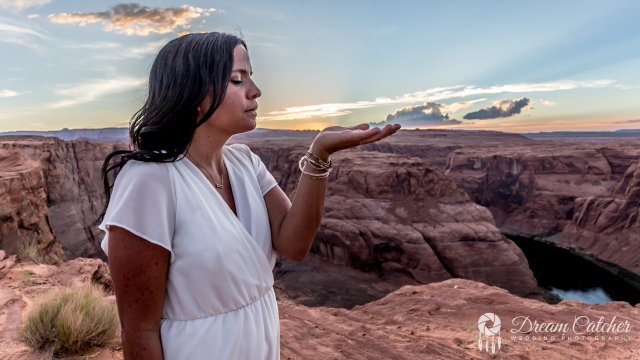 Horseshoe Bend Wedding 2
