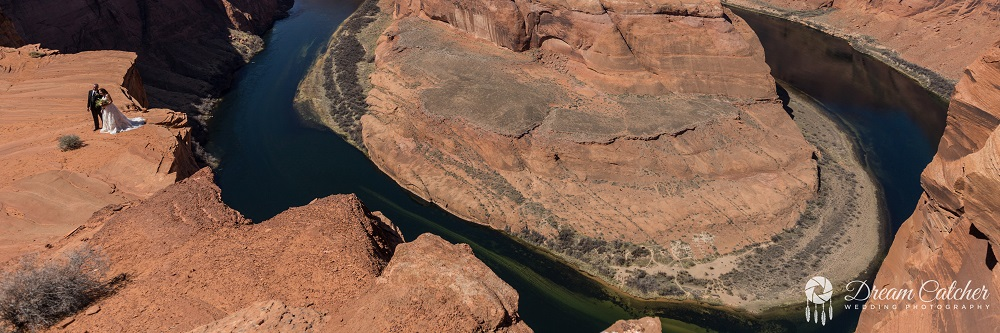 Horseshoe Bend Wedding 2rs
