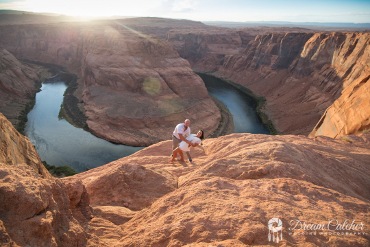Horseshoe Bend Wedding 4