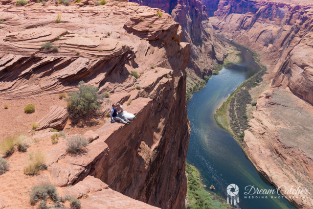 Horseshoe Bend Wedding Location