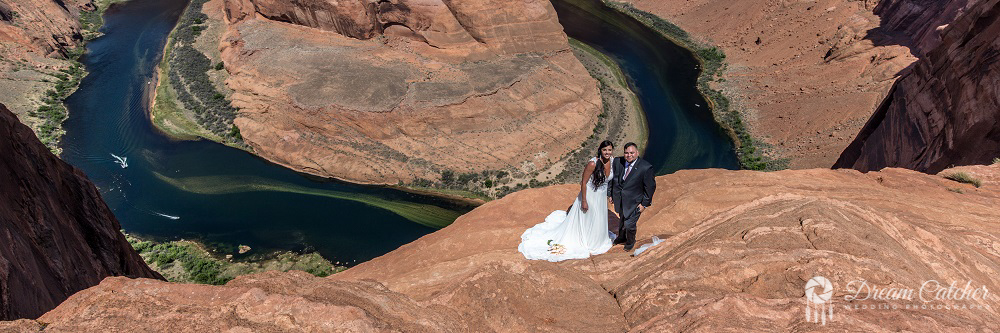 Horseshoe Bend Wedding3
