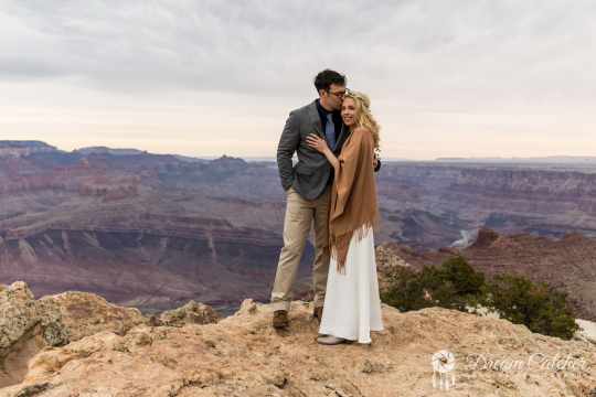 Lipan Point Grand Canyon  Wedding (1)