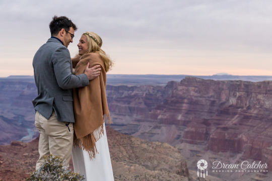Lipan Point Grand Canyon  Wedding (3)