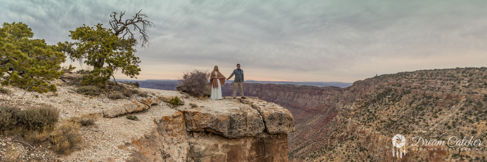 Lipan Point Grand Canyon Wedding (1)1