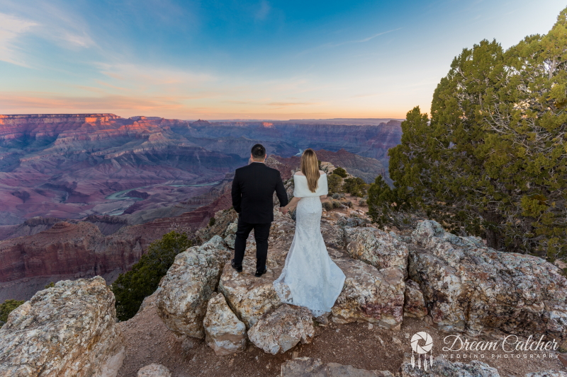Lipan Point Grand Canyon Wedding (2)