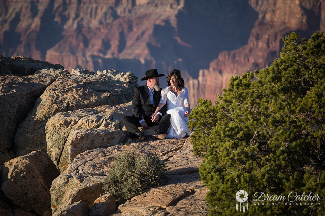 Lipan Point Grand Canyon Wedding (2)2