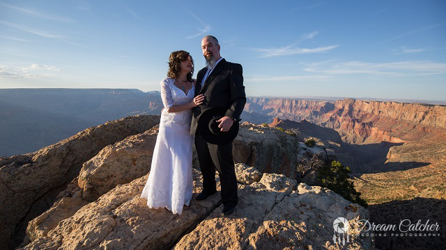 Lipan Point Grand Canyon Wedding (5)