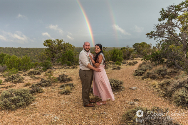 Lipan Point Grand Canyon Wedding