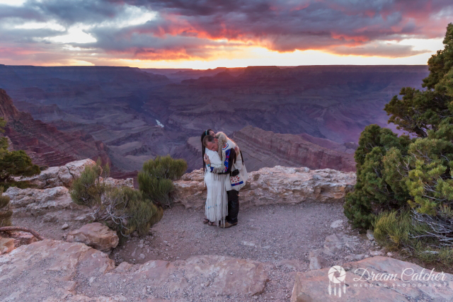 Lipan Point Wedding Grand Canyon 12 (1)