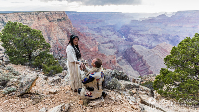 Lipan Point Wedding Grand Canyon 12 (3)