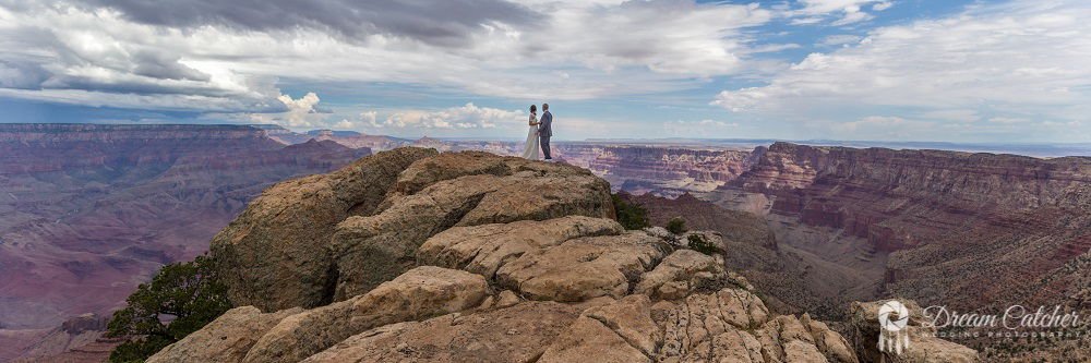 Lipan Point Wedding Location