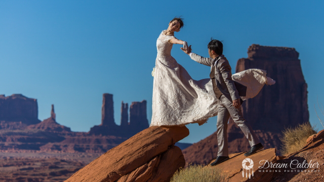 Monument Valley Wedding (12)