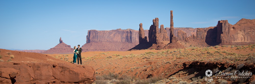 Monument Valley Wedding (2)