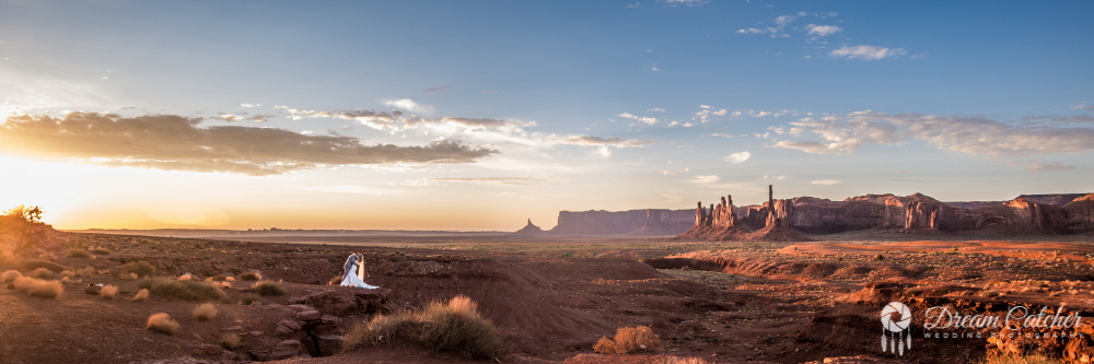 Monument Valley Wedding