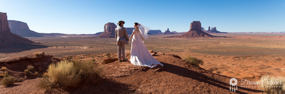 Monument Valley Wedding (3)