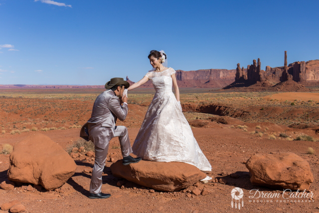 Monument Valley Wedding (4)