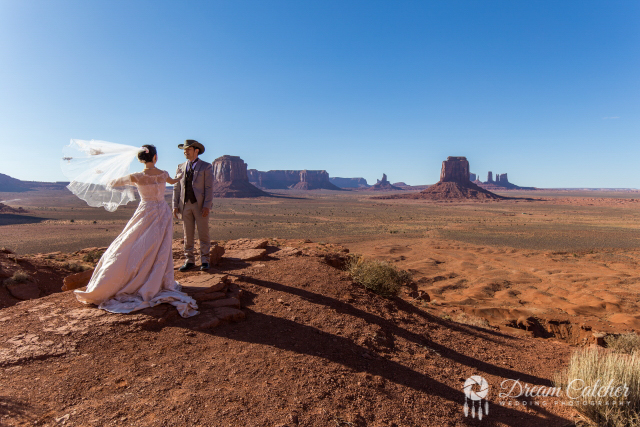 Monument Valley Wedding (6)