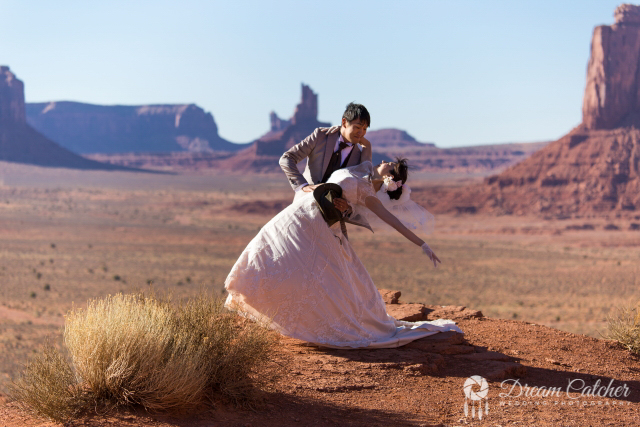 Monument Valley Wedding (7)