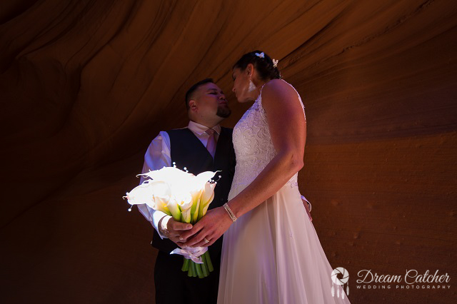Secret Slot Canyon Wedding (1)4