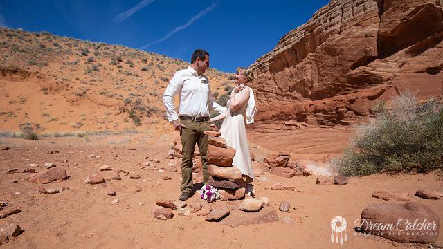 Secret Slot Canyon Wedding (2)1