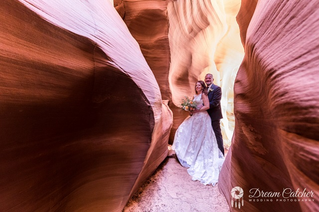 Secret Slot Canyon Wedding (3)