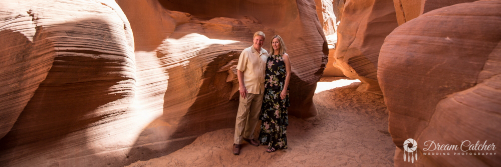 Secret Slot Canyon Wedding2