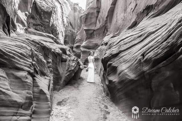 Slot Canyon Horseshoe Bend Wedding   (3)