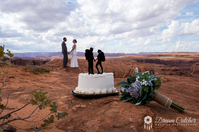 Slot Canyon Horseshoe Bend Wedding   (6)