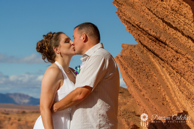 Slot Canyon Horseshoe Bend Wedding 2018 (2)