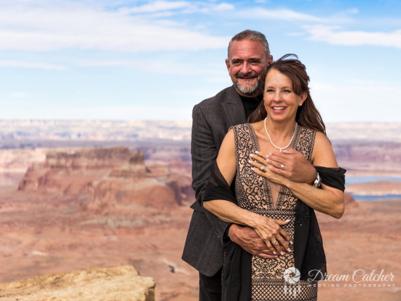 Tower Butte Wedding  (1)